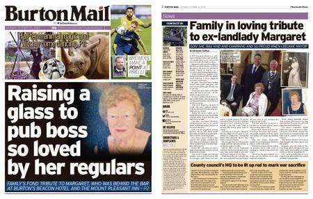 Burton Mail – October 26, 2020