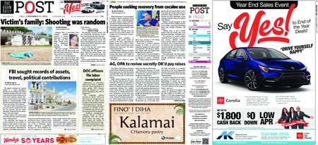 The Guam Daily Post – November 15, 2019