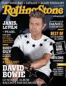 Rolling Stone France - janvier 2016