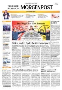 Solinger Morgenpost – 08. April 2019