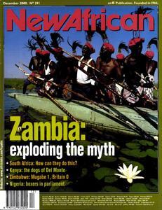 New African - December 2000