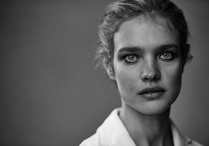 Natalia Vodianova by Peter Lindbergh for Dior Magazine #10