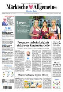 Märkische Allgemeine Fläming Echo - 07. Oktober 2019