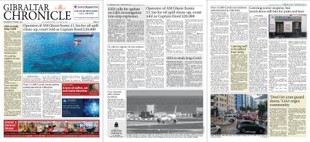 Gibraltar Chronicle – 06 March 2021