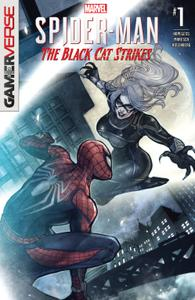 Marvels Spider-Man-The Black Cat Strikes 001 2020 Digital Zone