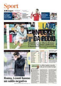 Il Messaggero Il Lunedì dello Sport - 9 Aprile 2018