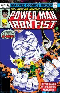 Bronze Age Baby -Power Man  Iron Fist 057 1979 Digital