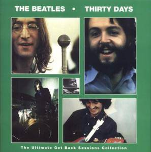 The Beatles - Thirty Days: The Ultimate Get Back Sessions Collection (17CDs, 2000)