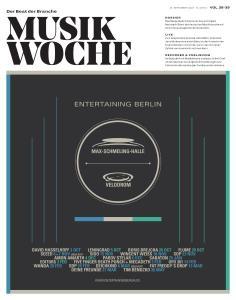 Musikwoche - 16 September 2019
