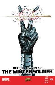 Bucky Barnes - The Winter Soldier 006 2015 digital