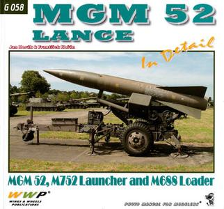 MGM 52 Lance in Detail (WWP Green Present Museum Line №58)