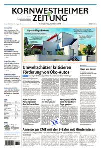 Kornwestheimer Zeitung - 12. Januar 2019