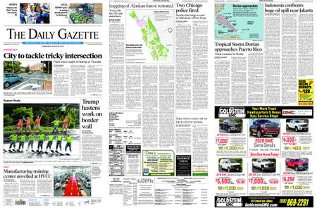 The Daily Gazette – August 28, 2019