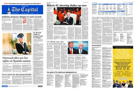 The Capital – March 02, 2020