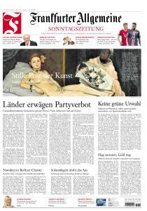 Frankfurter Allgemeine Sonntags Zeitung - 23 August 2020