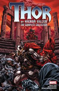 Thor by Kieron Gillen - The Complete Collection (2019) (Digital) (Zone-Empire