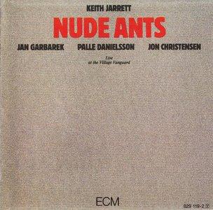 Keith Jarrett - Nude Ants (1979) {2CD ECM 1171/72}