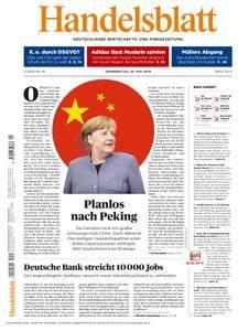 Handelsblatt - 24. Mai 2018