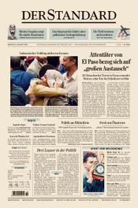 Der Standard – 05. August 2019