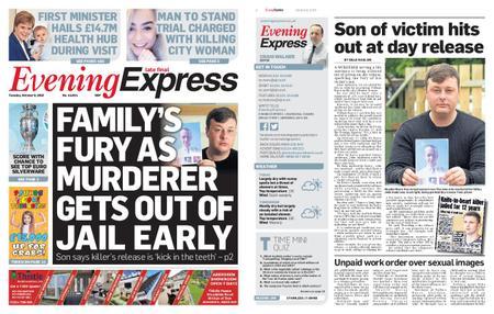 Evening Express – October 08, 2019