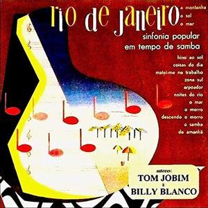 Antonio Carlos Jobim - 1954-1960- Sinfonia do Rio de Janeiro (Remastered) (2019) [Official Digital Download]