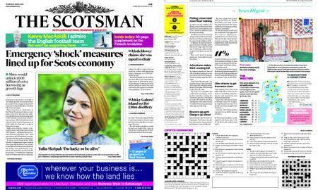The Scotsman – May 24, 2018