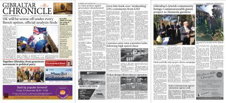 Gibraltar Chronicle – 29 November 2018