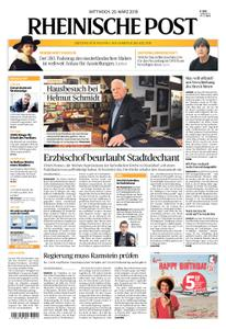 Rheinische Post – 20. März 2019