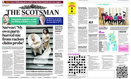 The Scotsman – May 01, 2019