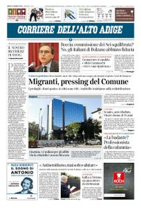 Corriere dell'Alto Adige – 18 gennaio 2020