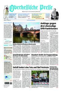 Oberhessische Presse Marburg/Ostkreis - 07. August 2019