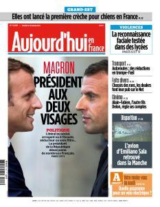 Aujourd'hui en France du Mardi 5 Février 2019