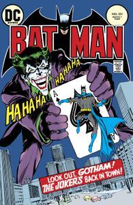 Batman 251-Facsimile Edition 1973 Digital Shadowcat