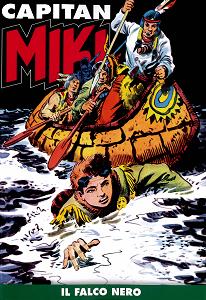 Capitan Miki A Colori - Volume 14 - Il Falco Nero