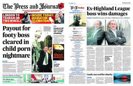 The Press and Journal Moray – November 04, 2017