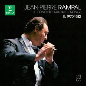 Jean-Pierre Rampal - Complete Erato Recordings Vol. III: Box Set 23CDs (2015)