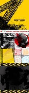 Vectors - Creative Grunge Backgrounds 9
