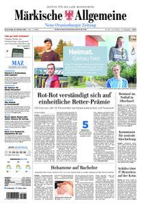 Neue Oranienburger Zeitung - 18. Oktober 2018
