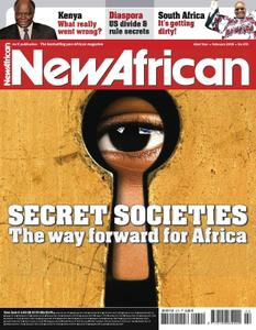 New African - February 2008