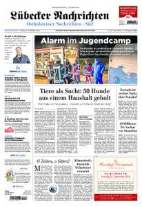 Lübecker Nachrichten Ostholstein Süd - 20. September 2019