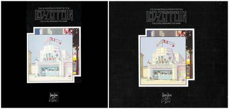 Led Zeppelin - The Song Remains The Same (2CD) (1976) {1987 unremastered and 2007 remaster}