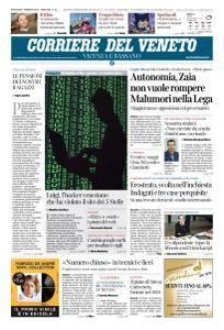 Corriere del Veneto Vicenza e Bassano - 7 Febbraio 2018