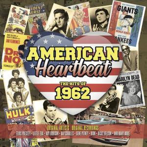 VA - American Heartbeat Hits Of 1962 (2019)