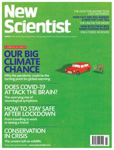 New Scientist Australian Edition – 30 May 2020