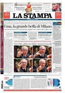 La Stampa Imperia e Sanremo - 21 Novembre 2017