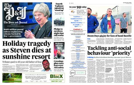 The Press and Journal Moray – May 03, 2019