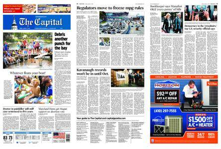 The Capital – August 03, 2018