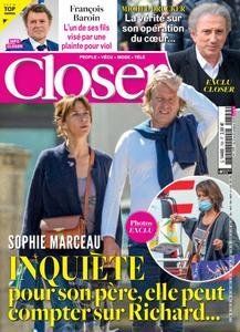 Closer France - 02 octobre 2020