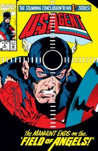 U S Agent 004 (1993) (Digital