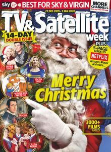 TV & Satellite Week - 21 December 2019